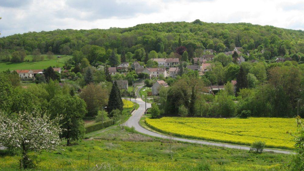 Route de Saint-Colomban