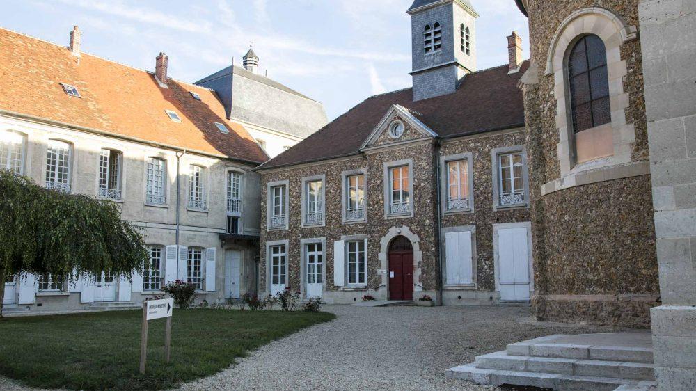 La-Porterie-Abbaye-de-Jouarre-Crédit : Loic Seron -2018