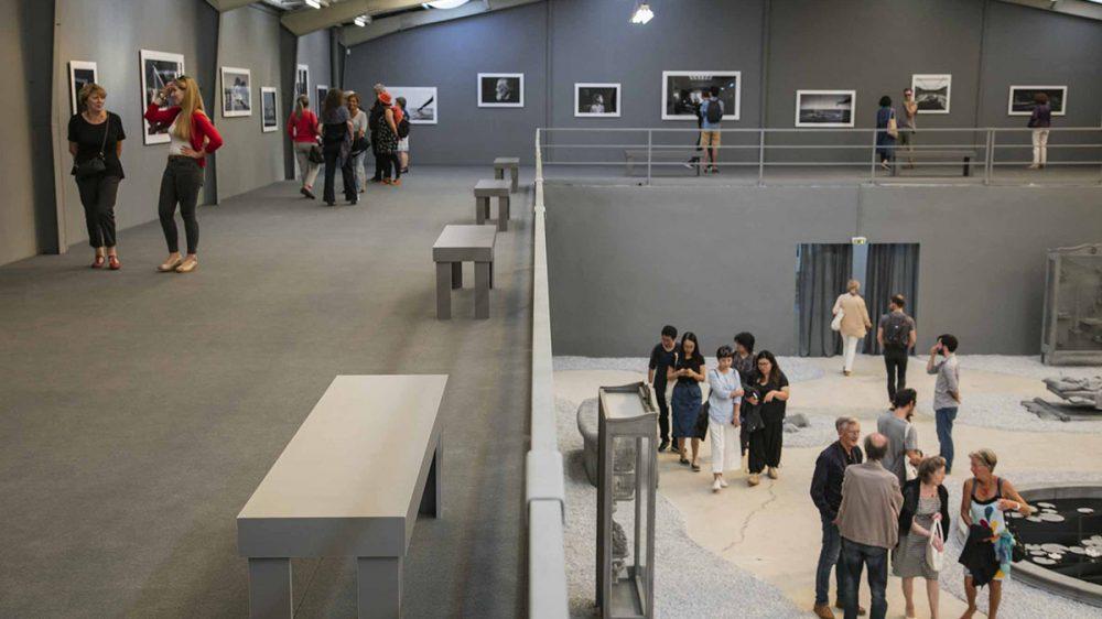 Exposition-Galleria-Continua-Boisy-le-Chatel-Crédit : Loic Seron
