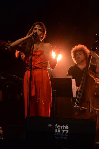 Ferte-Jazz-Festival-Camille-Bertault-2018-Crédi : Speidam