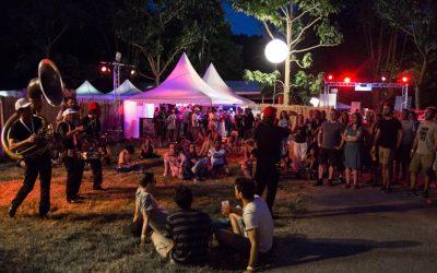 Esplanade-Nuit-Ferte-Jazz-Festival-Ferte-sous-Jouarre-2018-Crédit : Spedidam