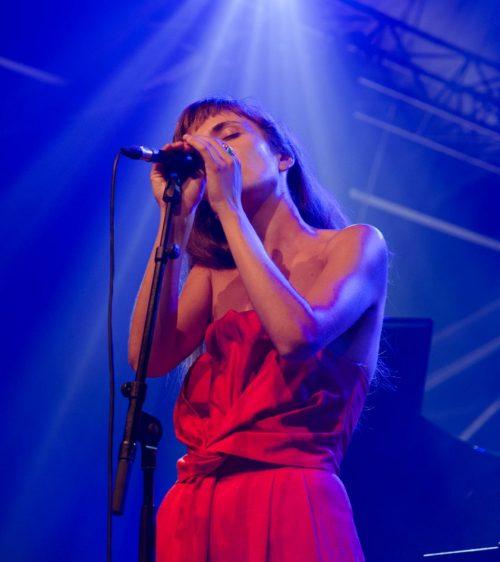 Ferte-Jazz-Festival-Camille-Bertault-2018-Crédit : Spedidam