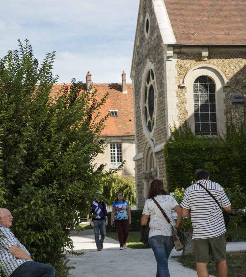 Eglise-Saint-Pierre-Saint-Paul-Jouarre-Crédit : Loic Seron
