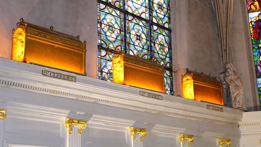 Eglise Notre Dame de Jouarre 1