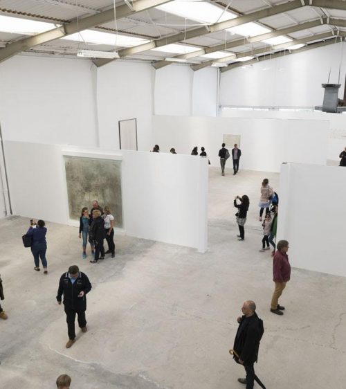 Galleria-Continua-Exposition-Boissy-le-Chatel-Crédit : Loic Seron
