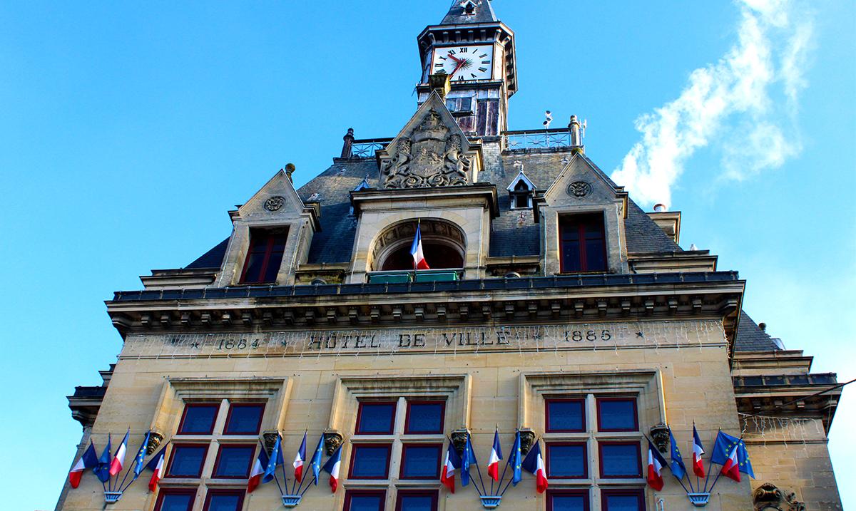 Hôtel de ville JEP