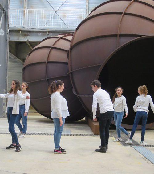 Sejour-Scolaire-Galleria-Continua-Boissy-le-Chatel -Crédit : Galleria Continua