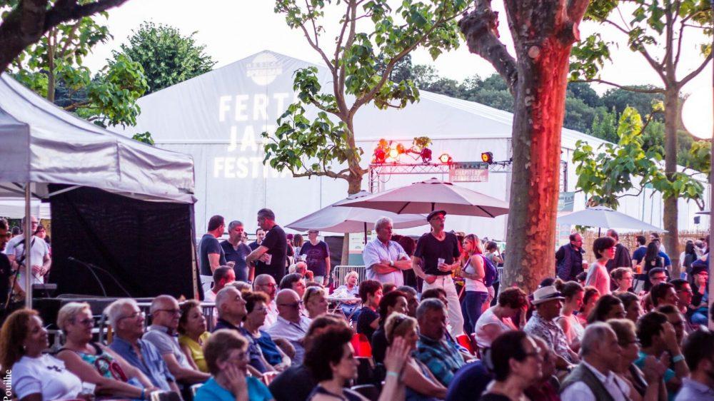 Public-Concert-Ferte-Jazz-Festival-Ferte-sous-Jouarre-2018-Crédit : Spedidam