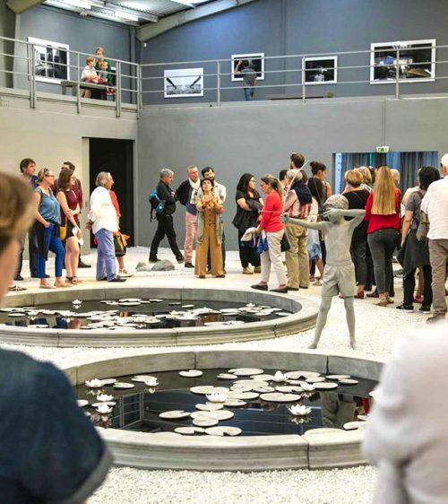 Visiteurs Galleria 2